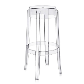 home source ghost bar stool bs201 a clear