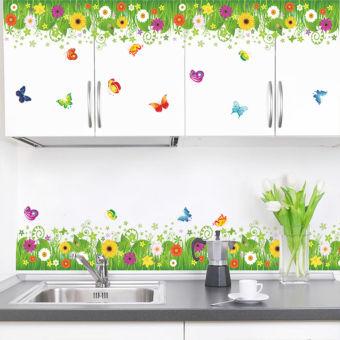 Sunflower Kitchen Removable Wall Sticker Window Home Decor Decal Mural Art Part 95