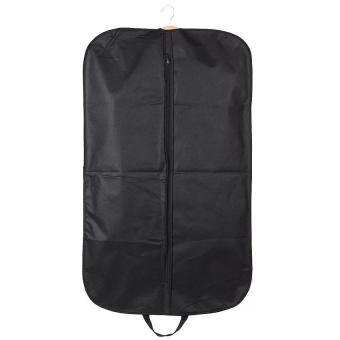 carrier bag storage. rhs suit dress coat garment storage travel carrier bag cover hanger protector(black) - intl t