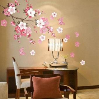 Ai Home DIY Mural Decal Sticker Plum Blossom Removable Wall Art Stickers Part 92