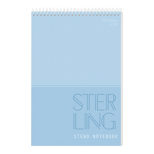 Image of Sterling Steno Notebook
