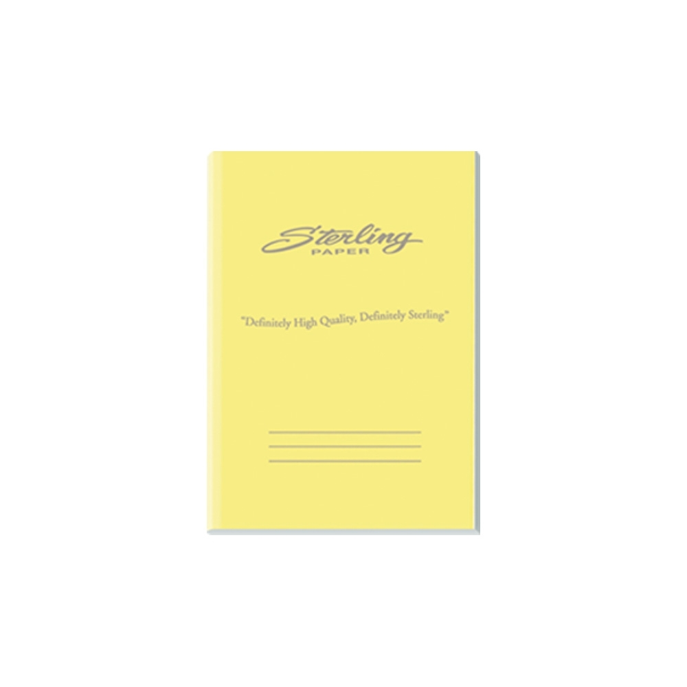 Image of Sterling Notebook Neon Series ClipBinder Refill 5's