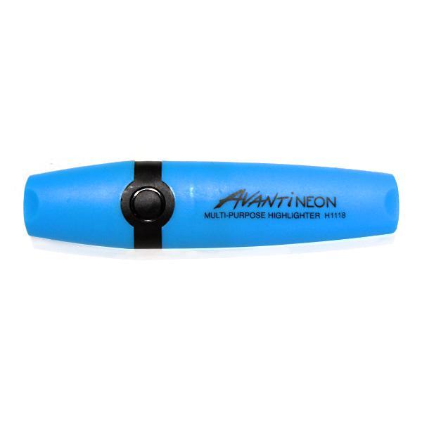 Image of Avanti NEON Highlighters - Neon Blue