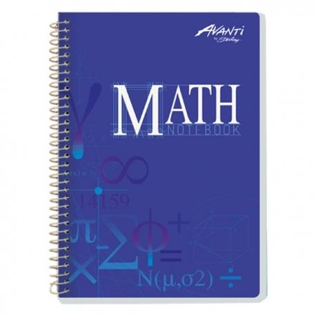 Image of Avanti Mathematics Notebook