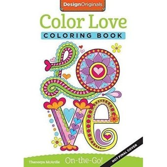 Color Love Coloring Book Price Philippines