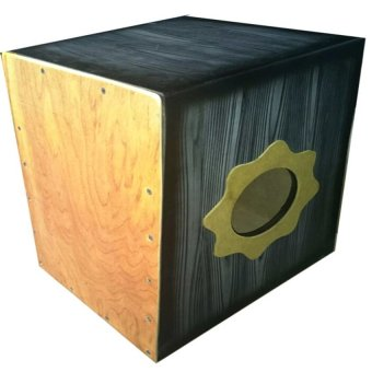 Davis Beat Box Cajon with Pickup (Black)