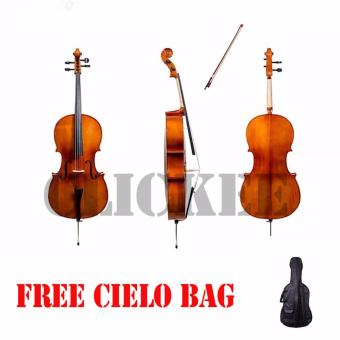 Davis Cello 4/4 Solid Super Deals Price Philippines