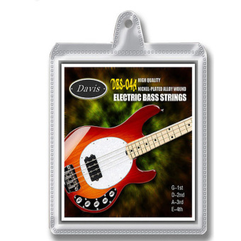 Davis DBS-04A Electric Bass Strings Price Philippines