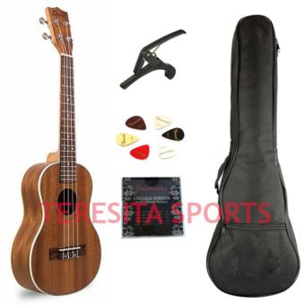 Davis Soprano Mahogany Ukulele Package (Natural)