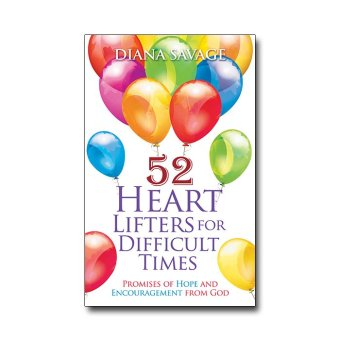 Harga 52 Heart Lifters for Difficult Times: Promises of Hope and Encouragement from God