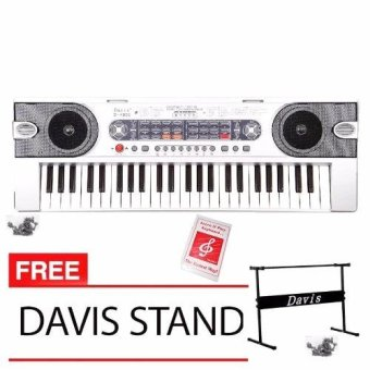 Harga Davis 4900 Travel Package Keyboard