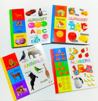 Harga Beginners Alphabet with Animals Book Bundle and Numbers Book