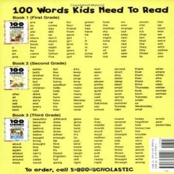 100 Words Kids Need To Read By 1St Grade: Sight Word Practice To Build Strong Readers Price Philippines