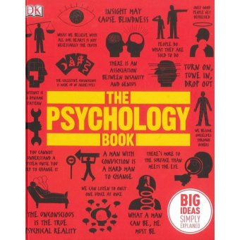 Harga The Psychology Book
