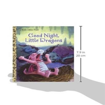 Harga Good Night Little Dragons Little Golden Book
