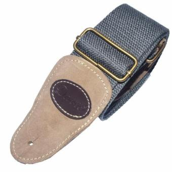 Davis GSL-01 Guitar Strap (Grey) Price Philippines