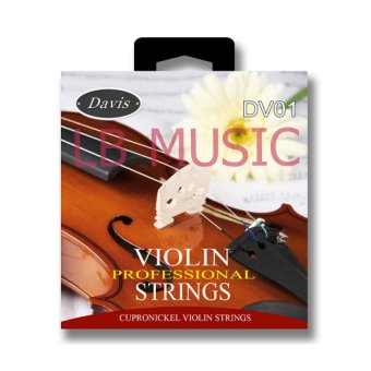 Harga Davis Violin Professional Strings Set