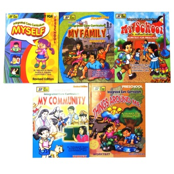 Harga MY Series - Integrated Core Curriculum (5 Books)