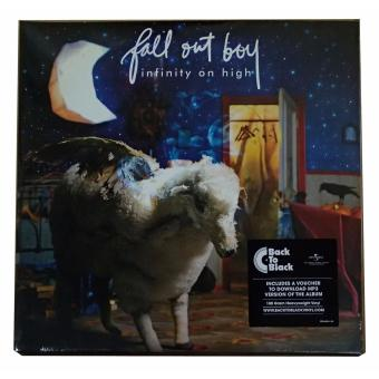 Infinity On High by Fall Out Boy Vinyl LP Price Philippines