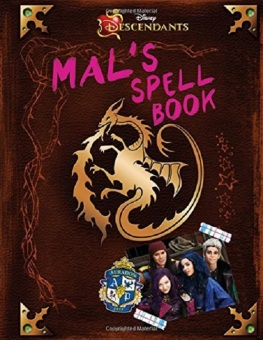 Harga Descendants Mal's Spell Book