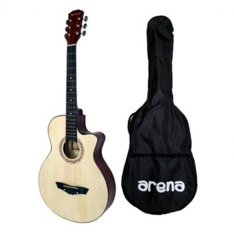 Arena Acoustic Guitar (Natural) Price Philippines
