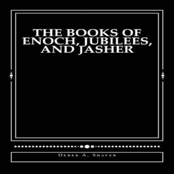 Harga The Books Of Enoch Jubilees And Jasher