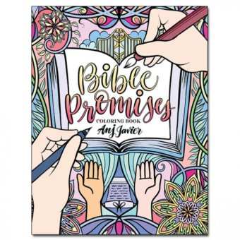 Harga Bible Promises Coloring Book