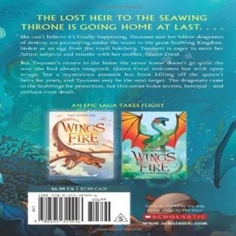 Wings Of Fire Book Two: The Lost Heir Price Philippines