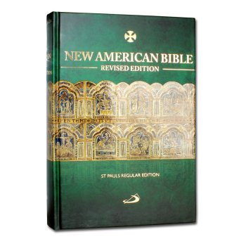 The New American Bible Revised Edition (Green) Price Philippines