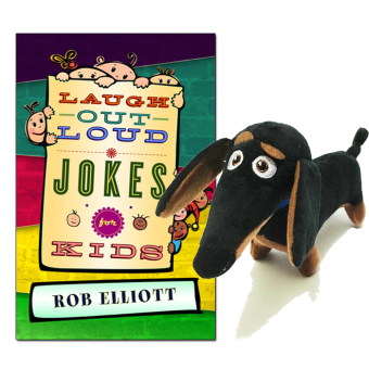 Harga Laugh Out Loud Jokes for Kids + Buddy Dog Stuffed Toy