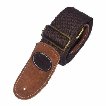 Davis GSL-01 Guitar Strap (Brown) Price Philippines