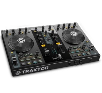 Harga Native Instruments Traktor Kontrol S2 DJ Remix (Black)