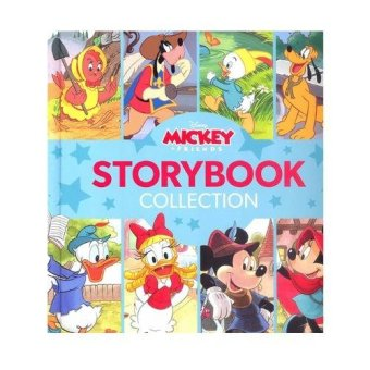 Harga WS Disney Mickey & Friends Storybook Collection