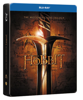 Harga The Hobbit: Motion Picture Trilogy Blu-ray