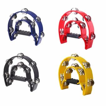 Harga Tambourine Half Moon TW20 Set of 4