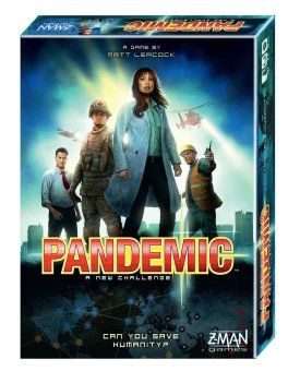 Z-Man Games Pandemic Board Game Price Philippines