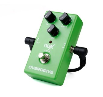 Harga Nux OD-3 Overdrive Guitar Pedal True bypass Design Guitar Effect Pedal