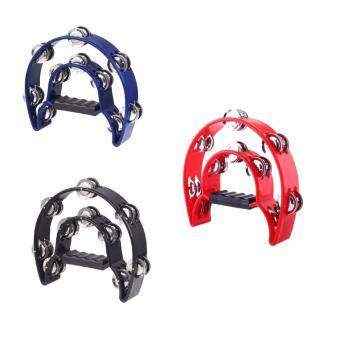 Harga Tambourine Half Moon TW20 Set of 3