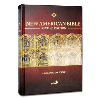 The New American Bible Revised Edition (Maroon) Price Philippines