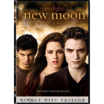 Harga The Twilight Saga: New Moon (2009) DVD