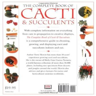 The Complete Book Of Cacti & Succulents Price Philippines