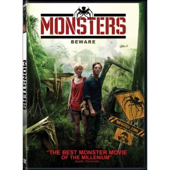 Harga Monsters DVD