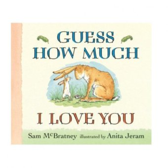 Harga Guess How Much I Love You Book for kids