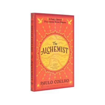 The Alchemist 25th Anniversary Price Philippines