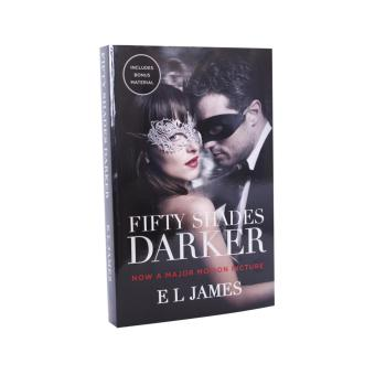 Fifty Shades Darker (Movie Tie-in Edition) Price Philippines
