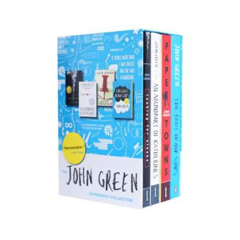 John Green Box Set Price Philippines