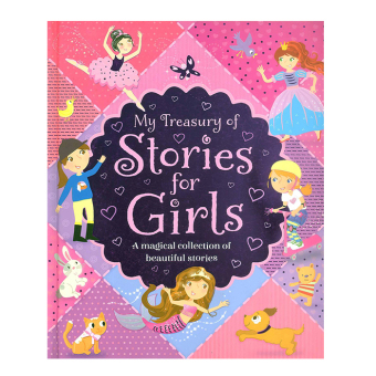 Harga WS My Treasury of Stories for Girls