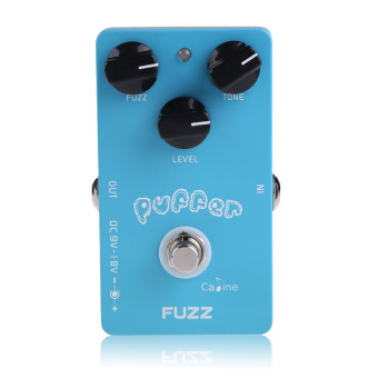 Harga CP-11 Puffer FUZZ Guitar Effects Guitar Digital Delay Pedal Effect Pedal
