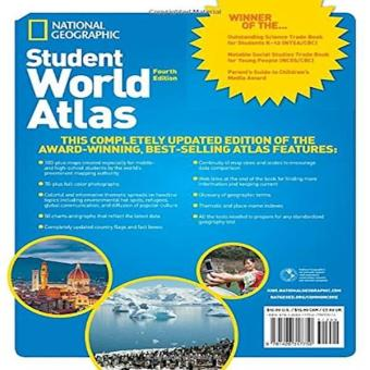 National Geographic Student World Atlas Price Philippines