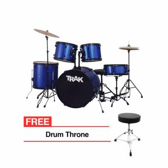 Trak JBP1601A 5pc Drumset (Blue) Price Philippines